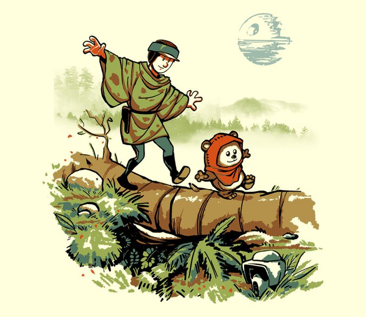When you need an imaginative escape from suppressing empires, just follow the little 'wok... @teefury