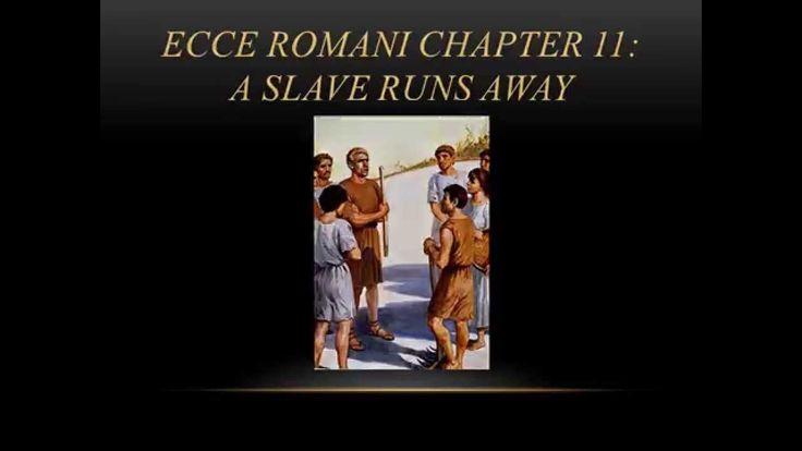 Ecce Romani Chapter 11 Overview