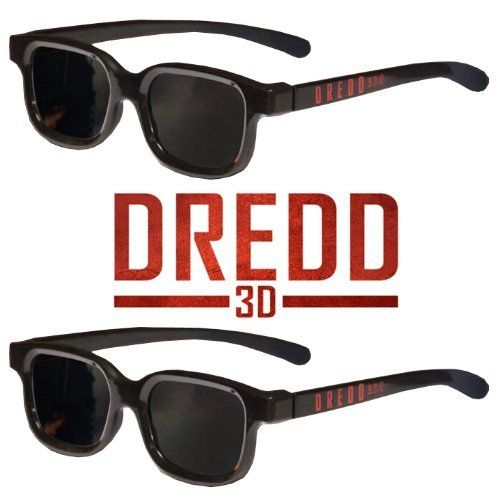 Dredd Adult Size Genuine Sealed RealD Circular Polarized 3D Glasses for RealD Theaters and Passive 3D TV's from Vizio, Toshiba, LG, Philips and JVC - 2 Pairs by RealD. $7.95. Dredd Adult Size RealD 3D Glasses are for use with any passive 3D television such as JVC, Vizio, LG, Toshiba, and many other manufacturers. These glasses will perform flawlessly with any passive 3D ready television and in any RealD or Disney Digital Theater, so you can take your own 3D glasses ...