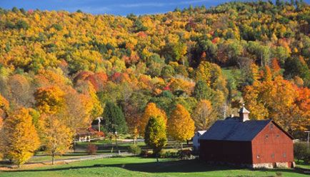 With some leaves changing already, consider planning your fall trip with Fodor's Fall Foliage Tours Guide