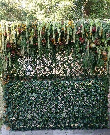 Australian Native Flower Wall  www.scribblygumlane.com.au