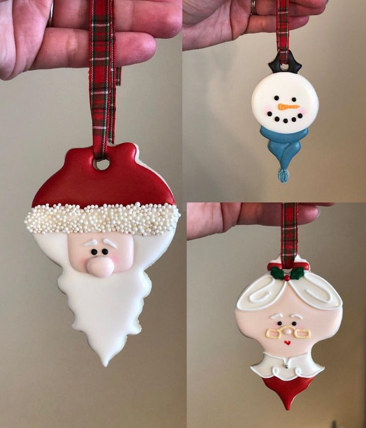 """163 Likes, 11 Comments - The Vintage Cookie Jar (@thevintagecookiejar) on Instagram: """"Super excited about my hanging ornament cookies!! I designed the cutters and the cookies!!…"""""""