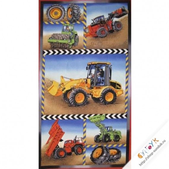 Earthmovers [6605-002]