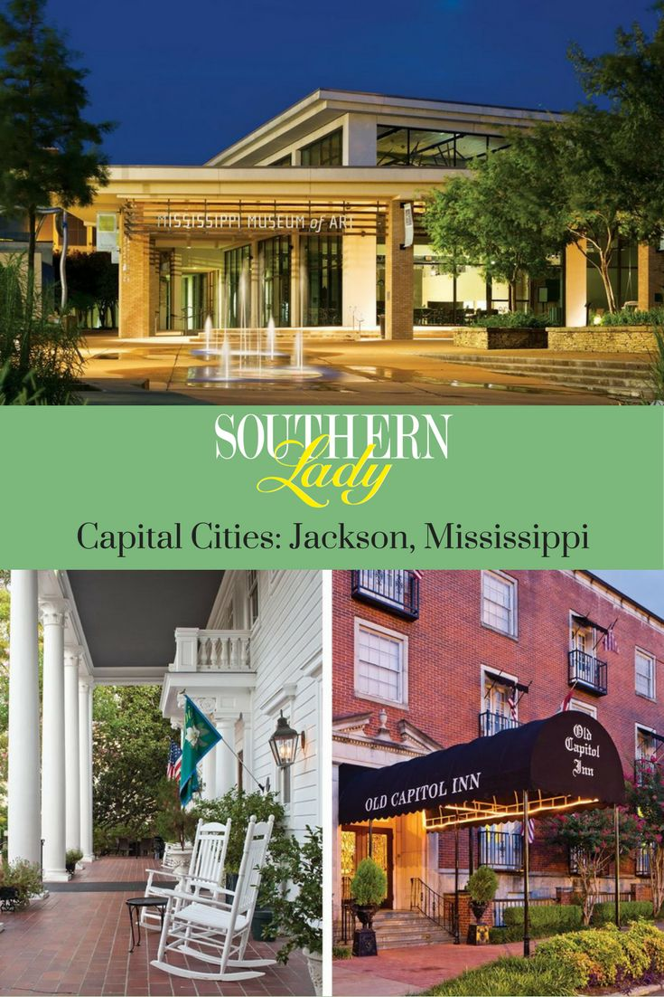 Offering small town charm with big city attractions, Mississippi's capital city is an epicenter of history, literature, and culinary delights.