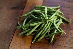 Tendergreen Improved Bush Bean  (53 days, Heirloom) - Pinetree Garden Seeds - Vegetables