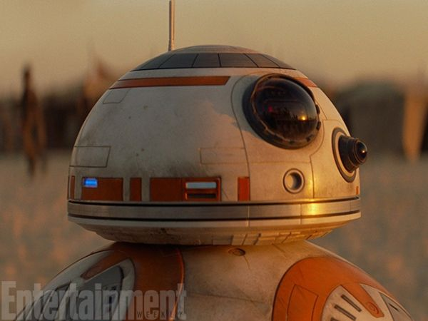 Star Wars Episode VII: Les photos exclusives d'Entertainment Weekly! | Star Wars HoloNet