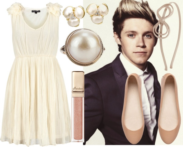 """""""Fanfic - One Direction of Lucky"""" by minadofletcher on Polyvore"""