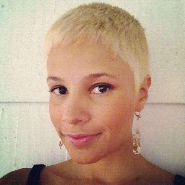 Neue schwarze Frisuren nach Chemo - Neue Haare Modelle ...