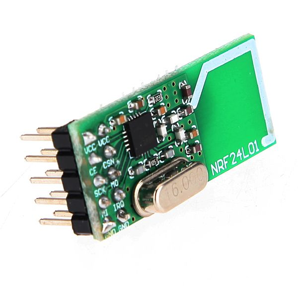 NRF24L01 2.4GHz Wireless Transceiver Module Arduino Banggood $2.50