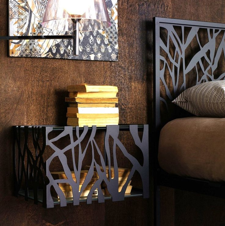 Awesome Wall Mounted Side Tables