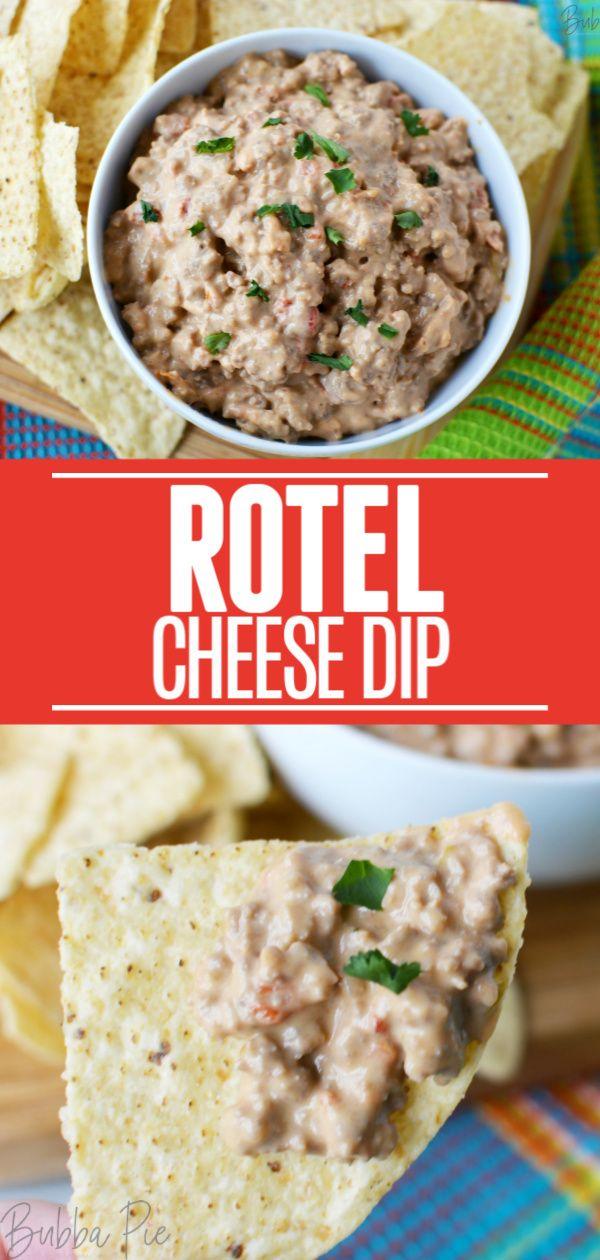 Rotel Cheese Dip Rotel Cheese Dip Recipes Beef Dip