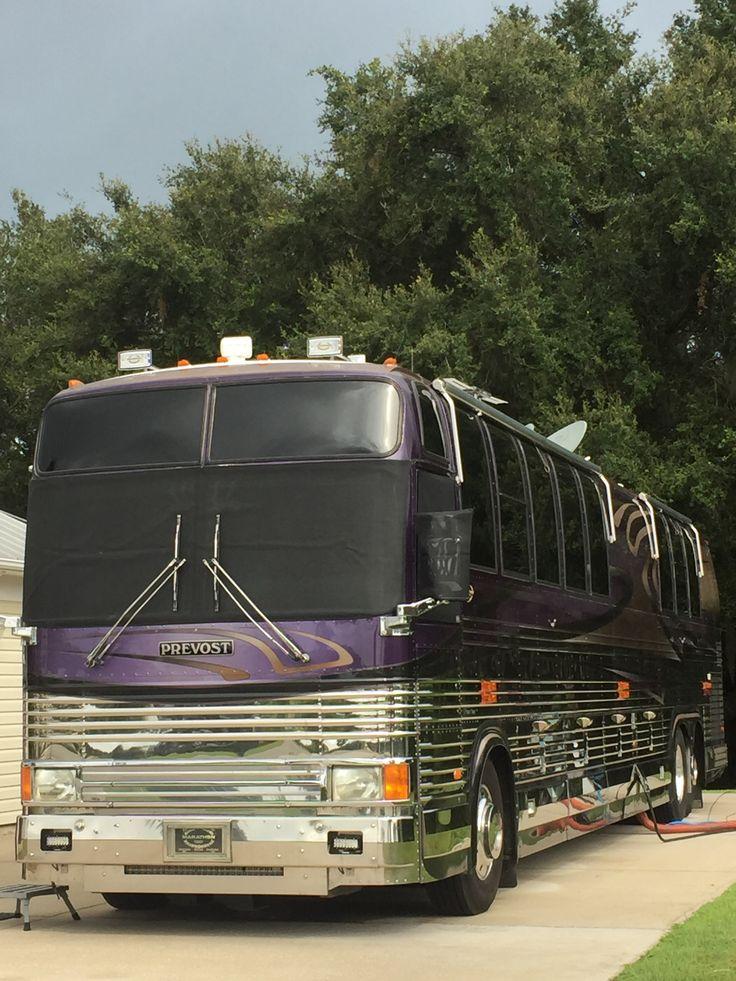 Prevost Marathon Motorcoach...BJL Luxury bus, Motorhome