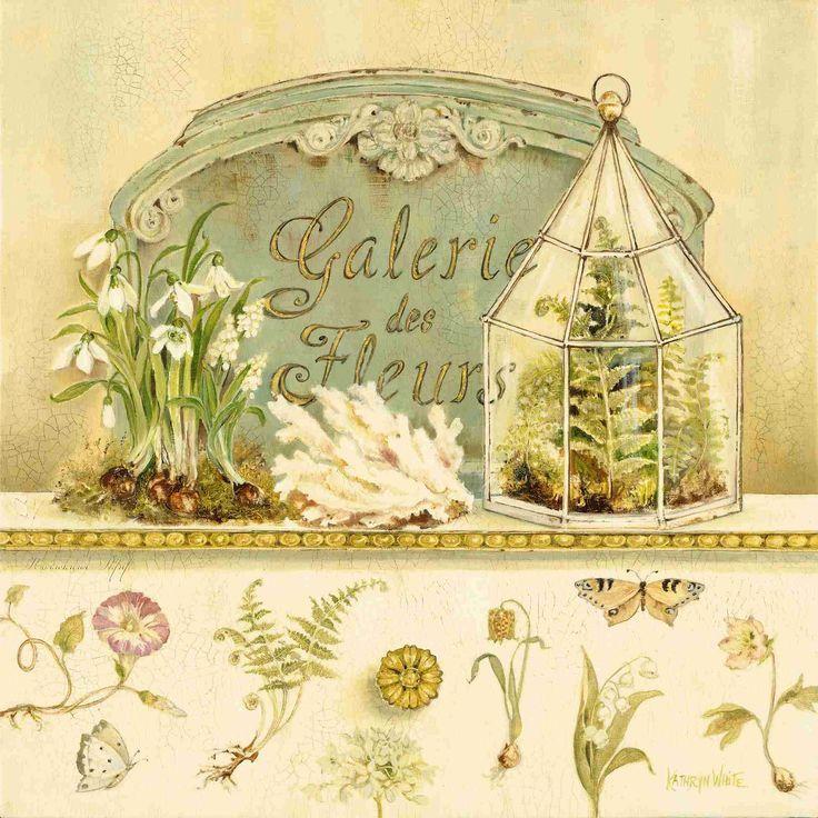 Galerie des Fleurs (Kathryn White)