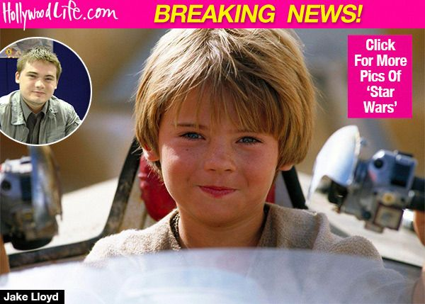 Jake Lloyd: 'Star Wars' Star Arrested After High-Speed Car Chase