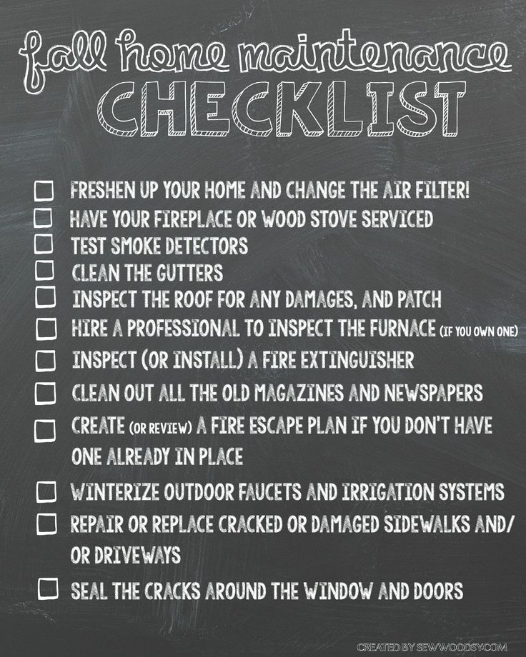 The 25+ best Home maintenance checklist ideas on Pinterest - christmas preparation checklist