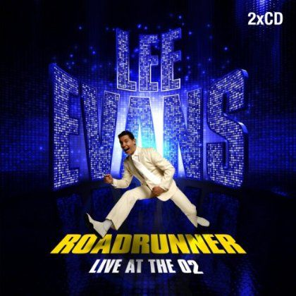 Lee Evans - Roadrunner Live At The O2