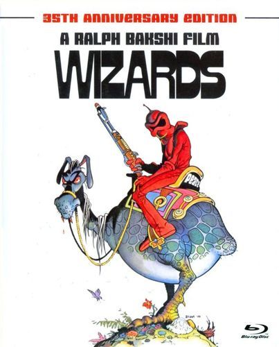 Wizards [35th Anniversary Edition] [Blu-ray] [1977]