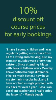 Pilates Plus Wellness - Pilates, Personal Training and Coaching in South West London, Balham, Clapham and Wandsworth