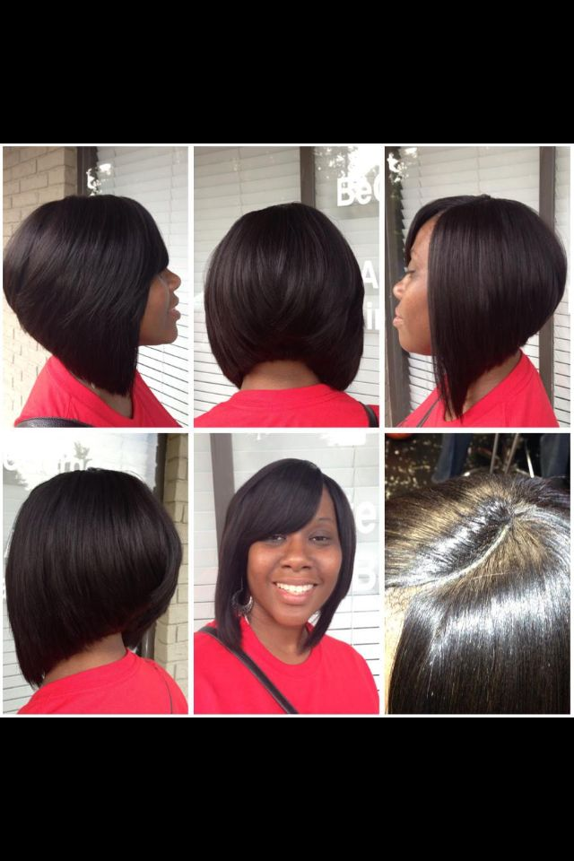 Bob Hairstyle I Take No Credit For This Style Or Picture Razor Cut