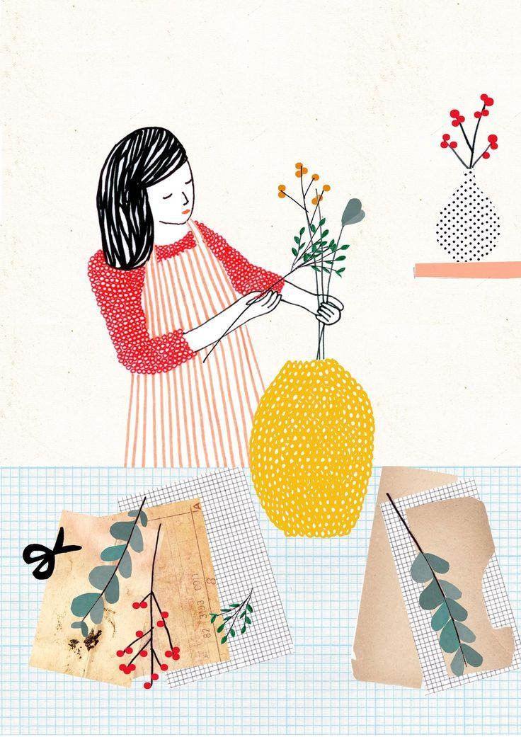 Coyote Atelier illustration inspiration: Manon de Jong