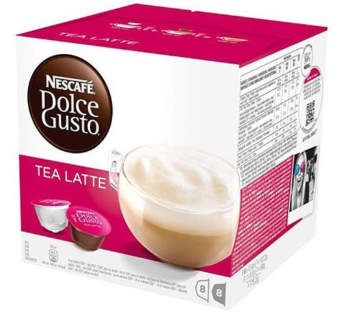 Dolce Gusto Tea Latte