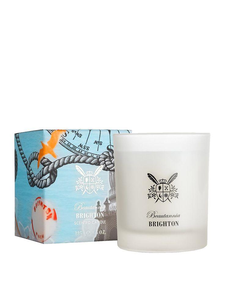 Beautannia Brighton Candle | Bloomingdale's