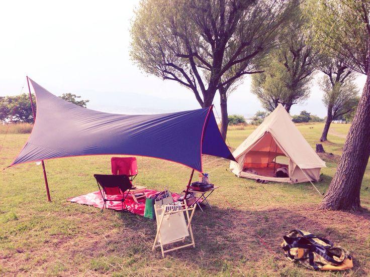 キャンプ camping
