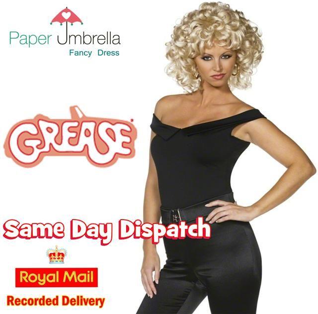 Grease Fancy Dress Costume Sexy Sandy