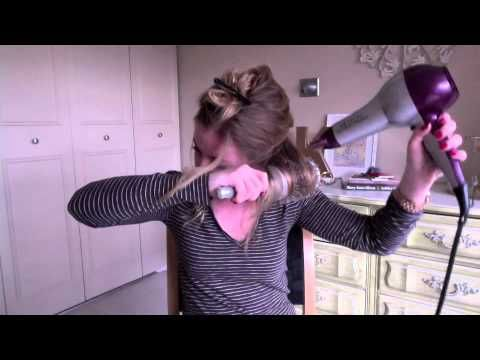 FINALLY!  A good tutorial on how to do my own blow out.  AND this looks like something I could actually do on my own. -Kara