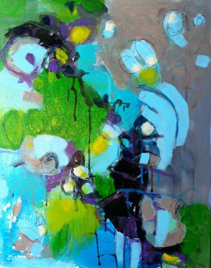 29 best Patti Agapi Abstract Paintings images on Pinterest