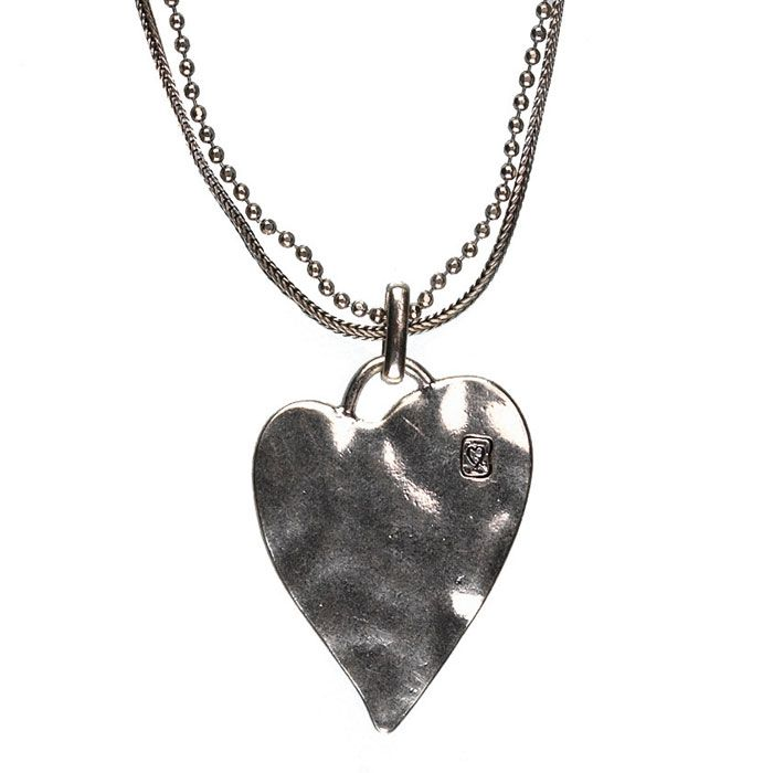 Hultquist Classic Pure at Heart Silver Plated Large Hammered Heart Necklace|lizzielane.co.uk. http://www.lizzielane.co.uk/shop/hultquist-classic-pure-at-heart-silver-plated-large-hammered-heart-necklace £41