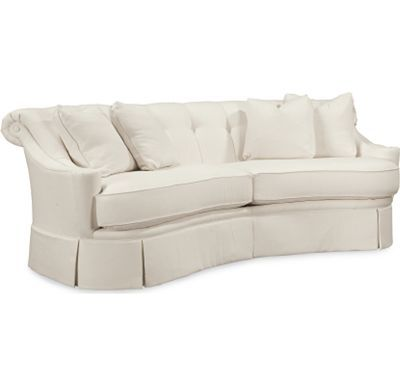 24 best 1778 meets 2013 images on pinterest curved sofa for Mckie wing roth home designs
