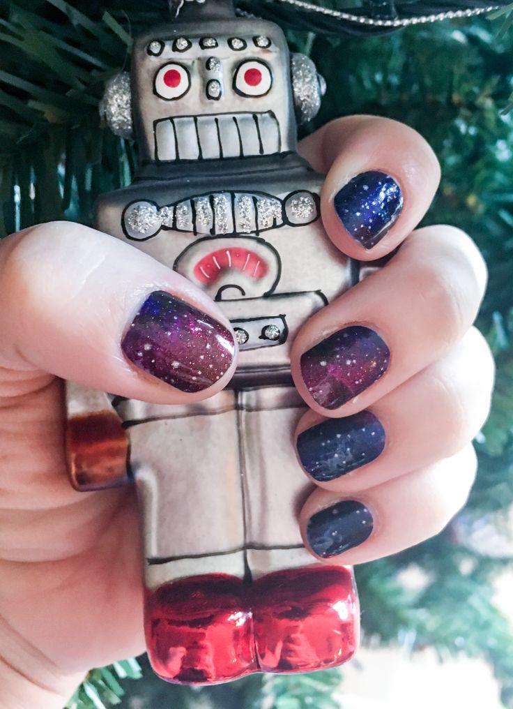Supernova girl Jamberry nail wraps