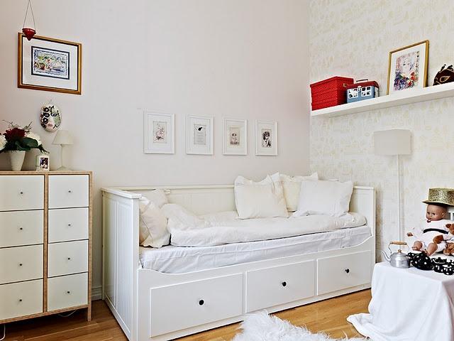Die besten 25+ Hemnes tagesbett Ideen auf Pinterest Ikea hemnes - schlafzimmer landhausstil ikea