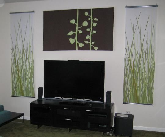 Best 25 decor around tv ideas on pinterest tv wall for Mural vision tv