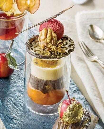 Makowy crème brûlée może być alternatywą dla tradycyjnego makowca. fot. Łukasz Zandecki  #walentynki #deser #zakochani