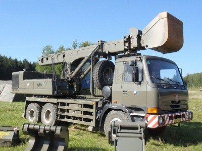 Tatra T815-200 R81 6x6.2 Terr№1 UDS 214