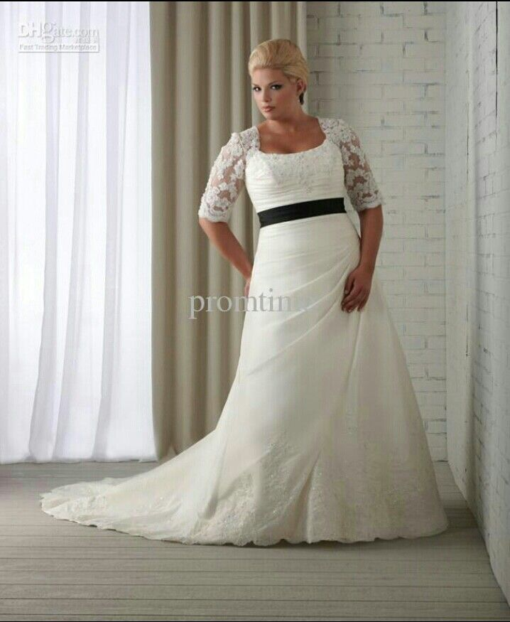 19 best images about a wedding without nightmare in for Halloween wedding dresses plus size