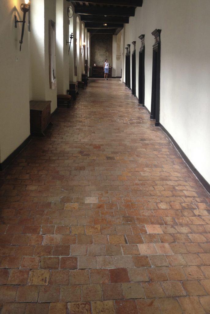 Tomette Ancienne En Terre Cuite 16 16 Stenen Vloeren Vloeren