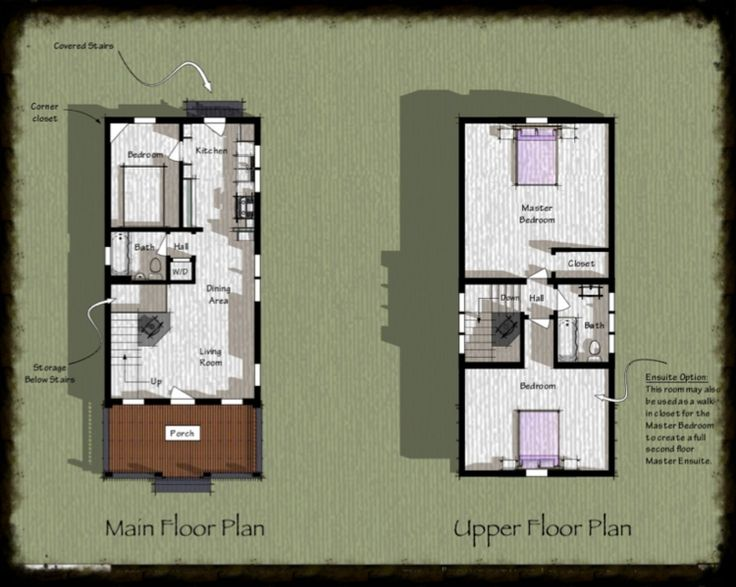 Yes it 39 s two floors but turn the downstairs bedroom into for House plans with downstairs master bedroom