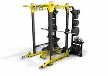 [Body Building] Hammer Strength gym machine HD Elite Power cage