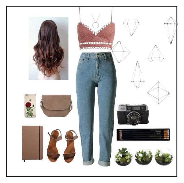 """""""Untitled #61"""" by kristina-r15 ❤ liked on Polyvore featuring Roberto Coin, Zimmermann, Emporio Armani, Sole Society, Shinola, Umbra and Sloane Stationery"""
