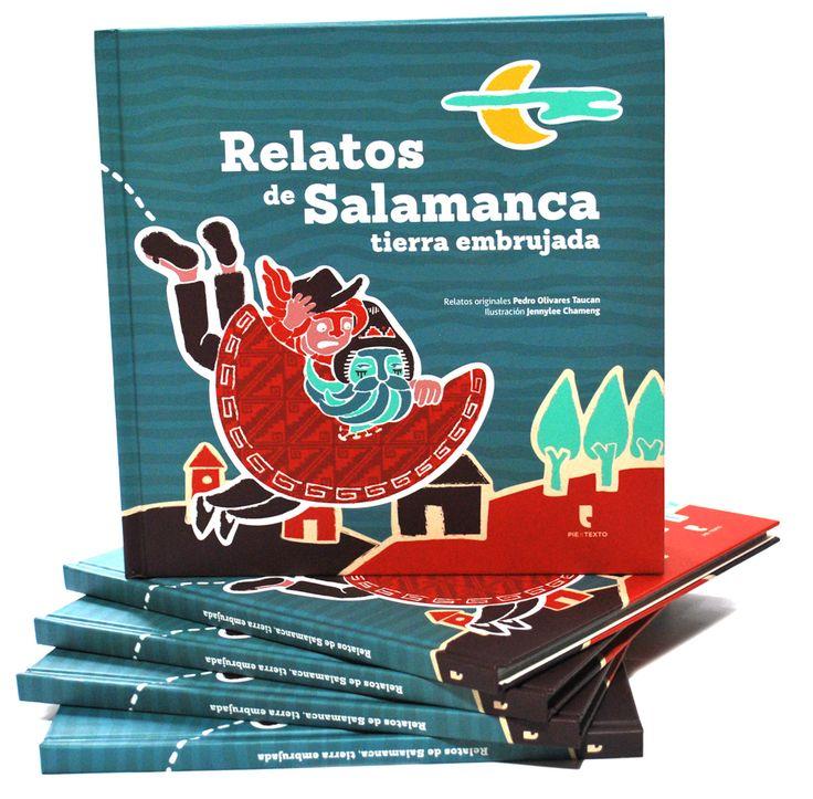 Libro infantil que cuenta un relato del pueblo originario diaguita.