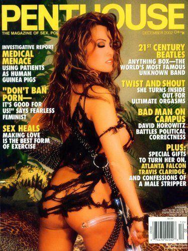 Penthouse December 2002 Kira Kener U.S. Edition