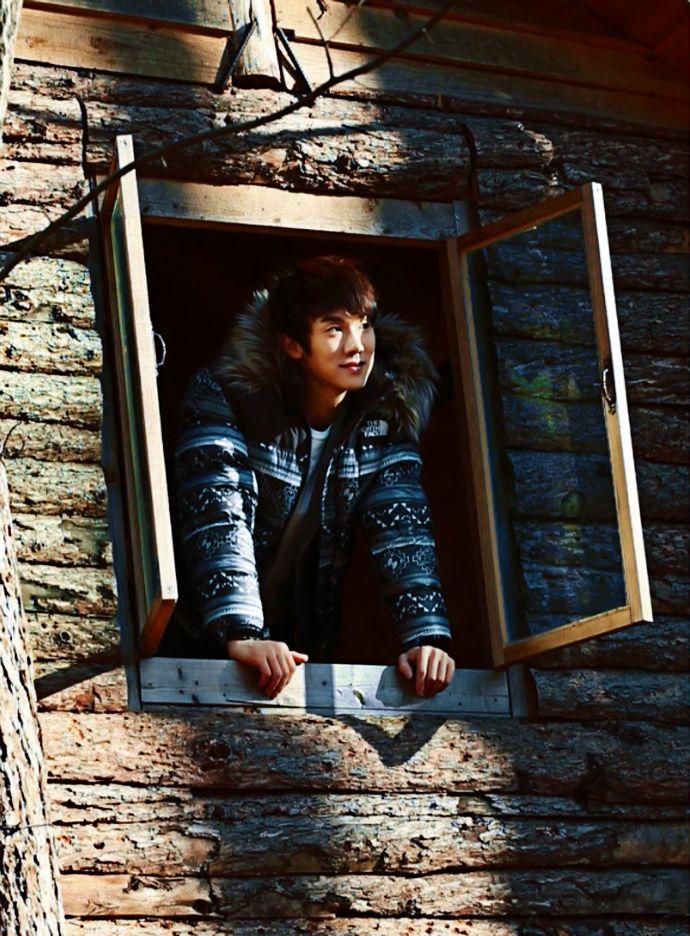 Yoo Yun Suk - High Cut Magazine Vol.116