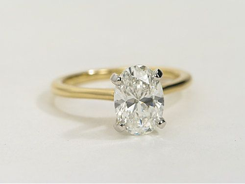 4183 best solitaire engagement rings images on Pinterest