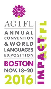 2016 Annual Convention and World Languages Expo | I attended this conference in 2010 and 2012.