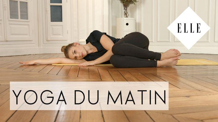 Pour lutter contre les effets de la fatigue sur notre confort corporel, le yoga du matin est là pour nous aider. Suivez le cours de Nathalie Fauquette pour v...
