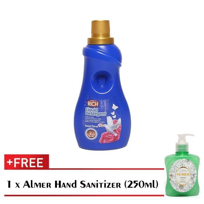 Buy Buy 1 Enveo Rich Liquid Laundry Detergent Get 1 Almer Hand