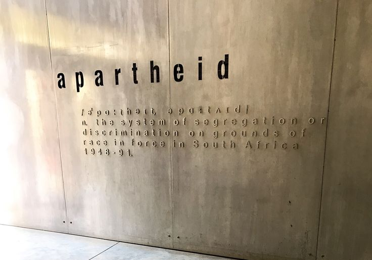 definition-of-apartheid-apartheid-museum-johannesburg-south-africa